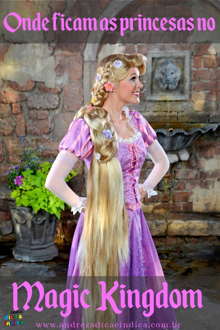Quer encontrar as princesas na Disney? Veja onde encontrá-las no Magic Kingdom. #disney #disneyworld #magickingdom #waltdisneyworld #disneyparks #orlando #visitorlando #experiencekissimmee #ferias #vacation #travel #disneyblogger #disneyprincess #princess