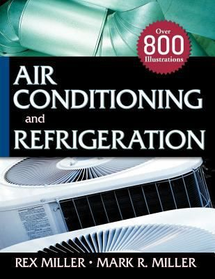 Pdf Refrigeration And Air Conditioning Book By Rex Miller Free Download Refrigeration And Air Conditioning Air Conditioning Air Conditioner Service