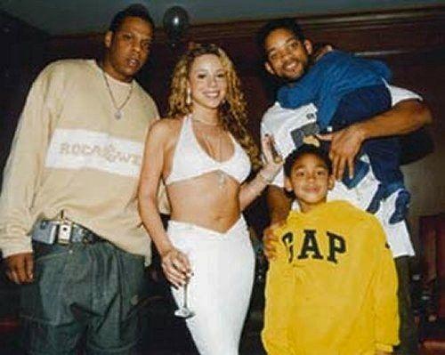 Will Smith i Jay Z