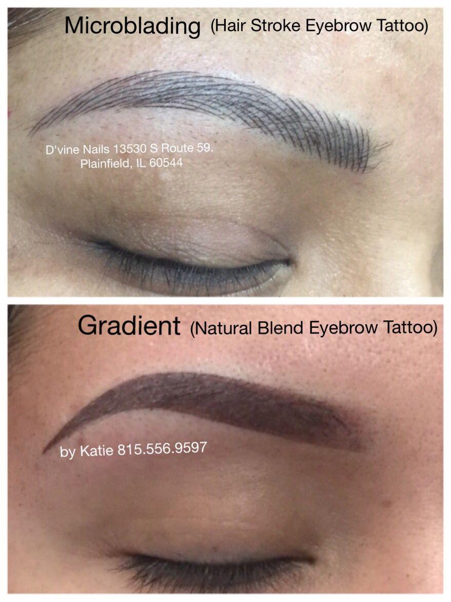 Semi permanent eyebrow tattoo illinois eyebrow for Semi permanent tattoo eyebrows