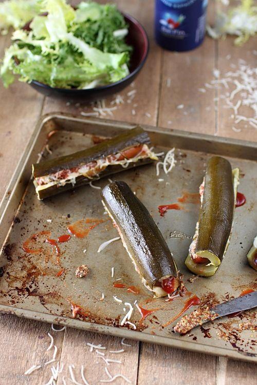Hot dog de courgette  Rezept  Food is my Passion  Hot