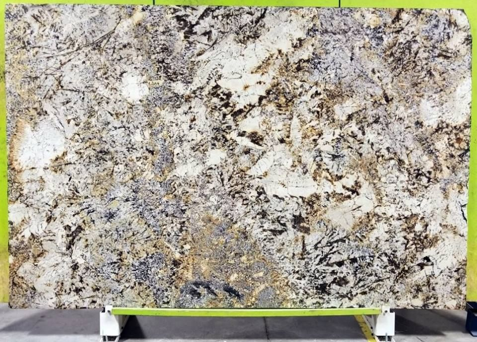 We Just Received A New Shipment Of Delicatus Gold Granite From New