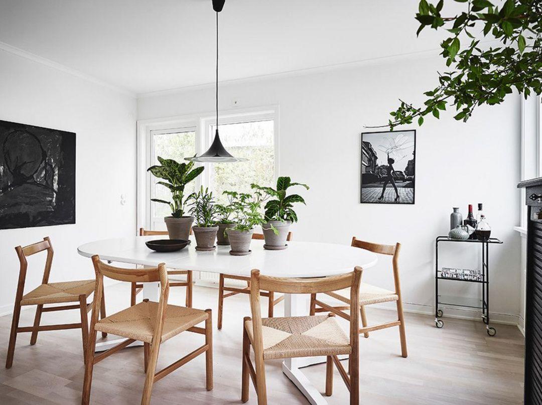 8 Charming Scandinavian Dining Room Design Ideas For You To Inspire Scandinavian Dining Room Scandi Dining Room Dining Room Design Charming scandinavian dining room
