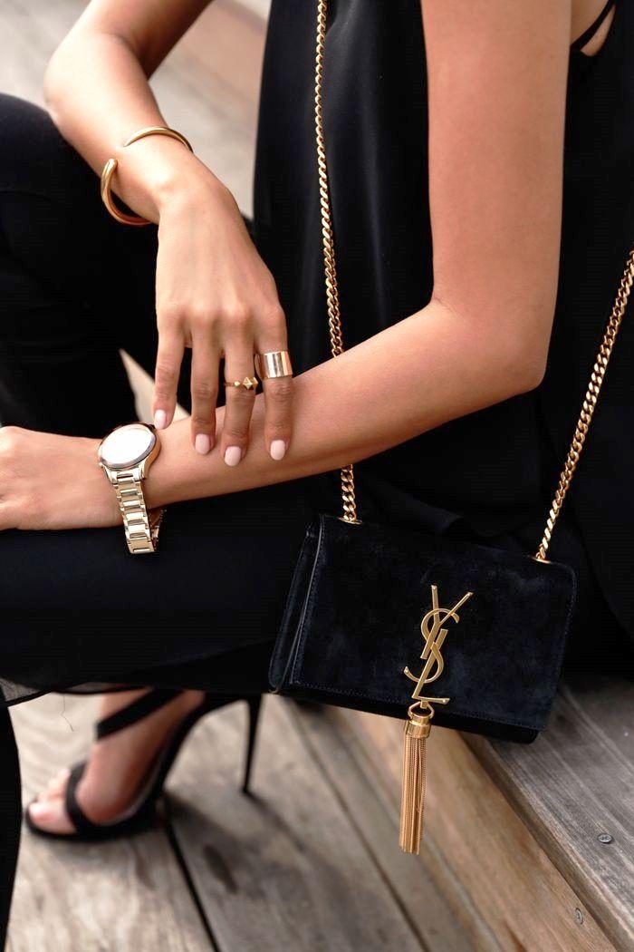 Shopstyle Fashion Black Strap Heels Style