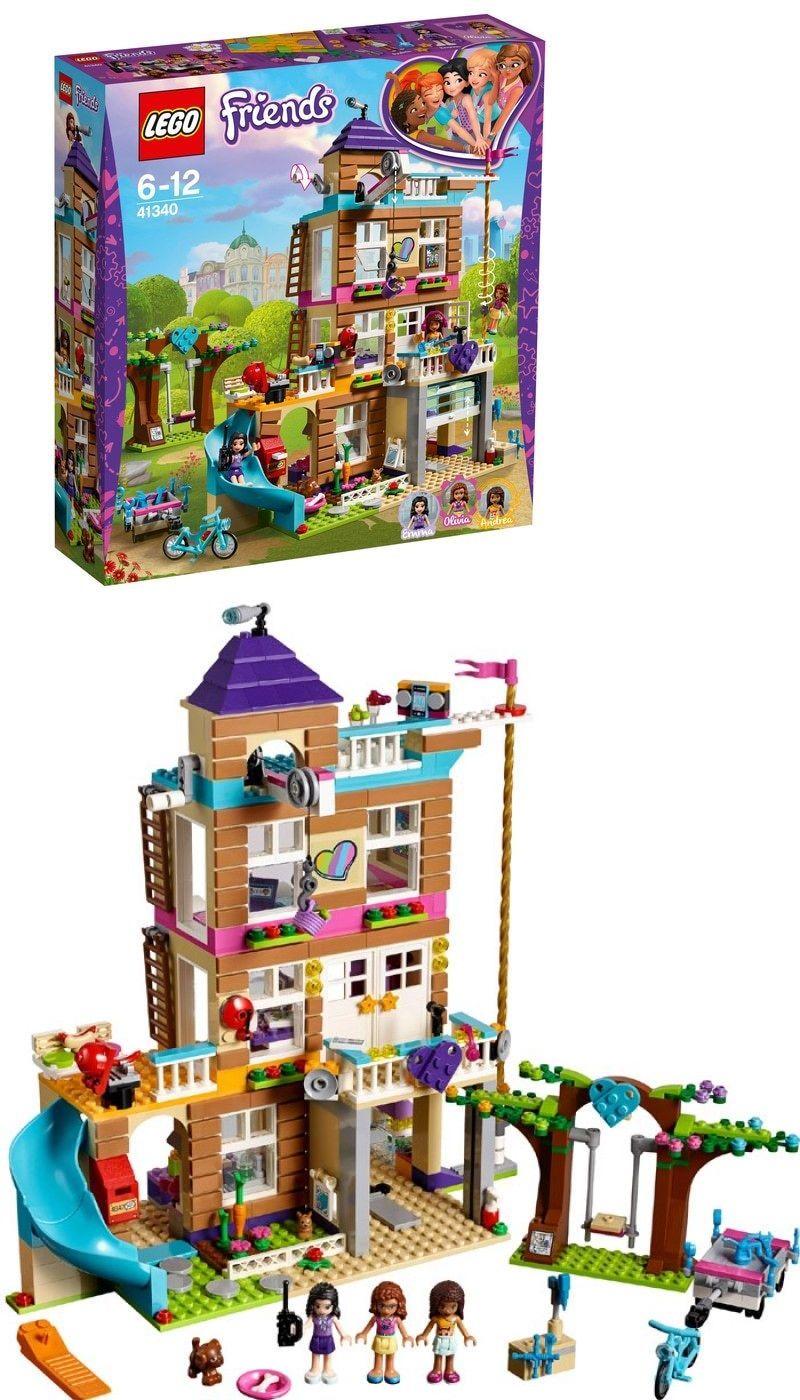 Lego Bricks And Building Pieces 183448 Lego Friends Friendship