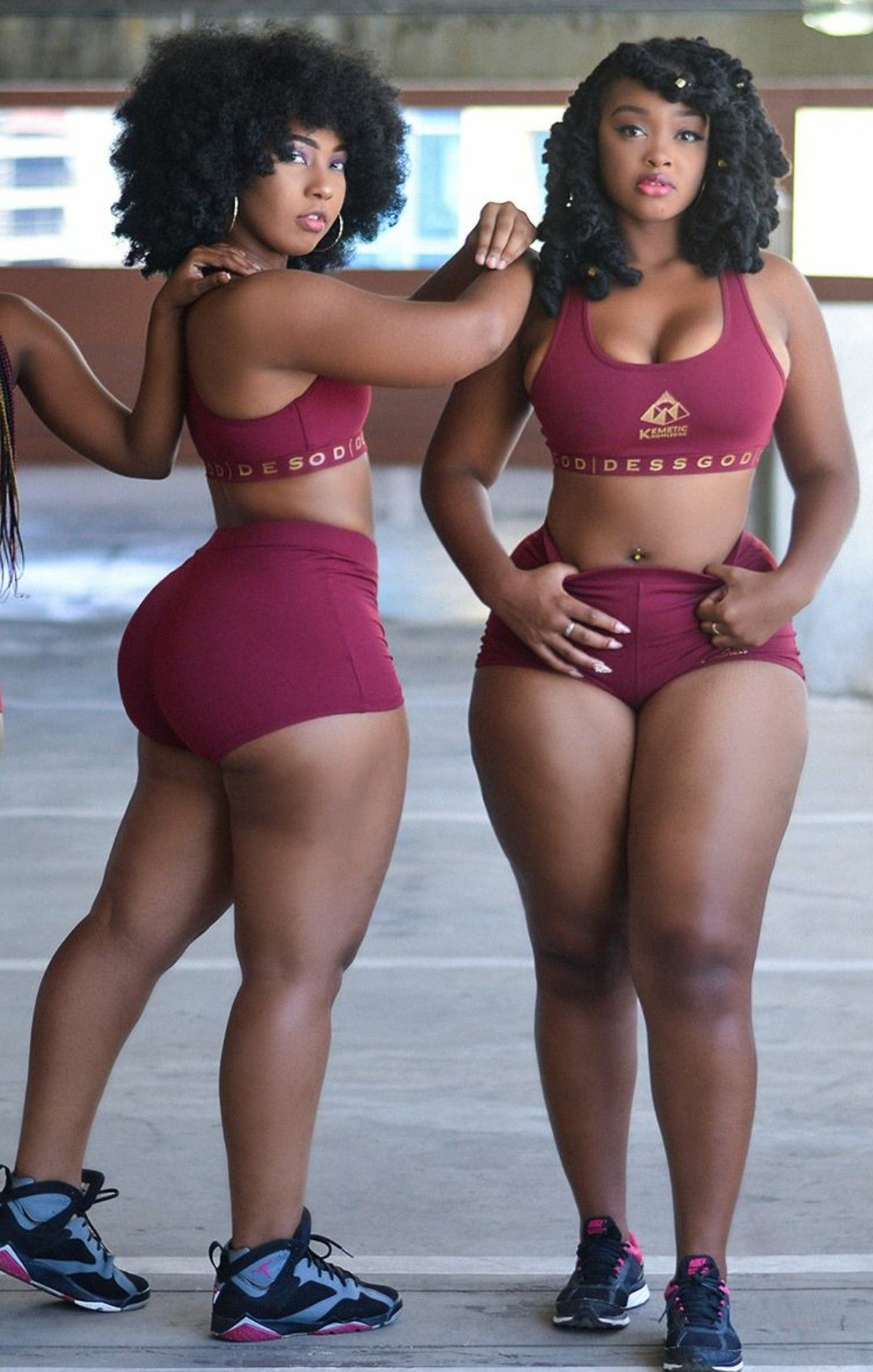 Thick Black Girl Amateur