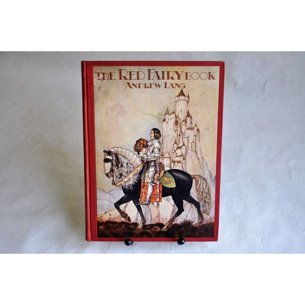 Andrew lang the red fairy book fairy book andrew lang