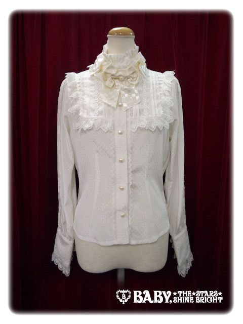 Baby, the stars shine bright Ribbon Party blouse