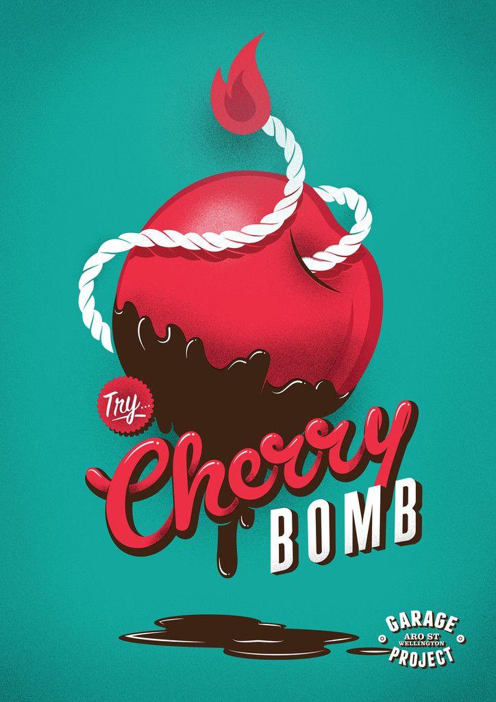 Cherry Bomb Cherry Bomb Tattoo Cherry Bomb Nct Cherry Bomb