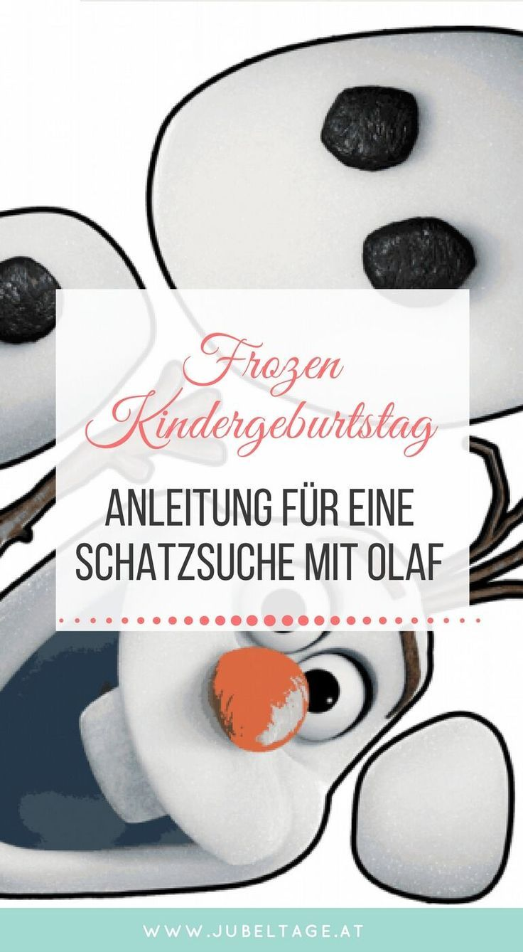 Photo of Frozen Party zum Kindergeburtstag: Sweet Table