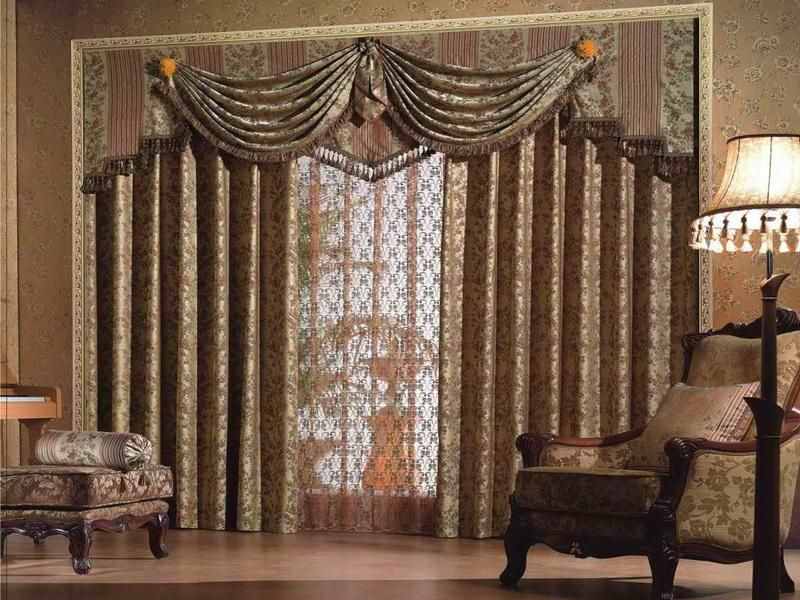 Stunning Images About Curtains For Living Room On Pinterest Curtain With Curtain Design Ideas