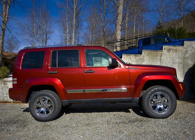 Jeep Liberty Nc Dec 24th 2010 Badass Jeep Jeep Liberty Jeep