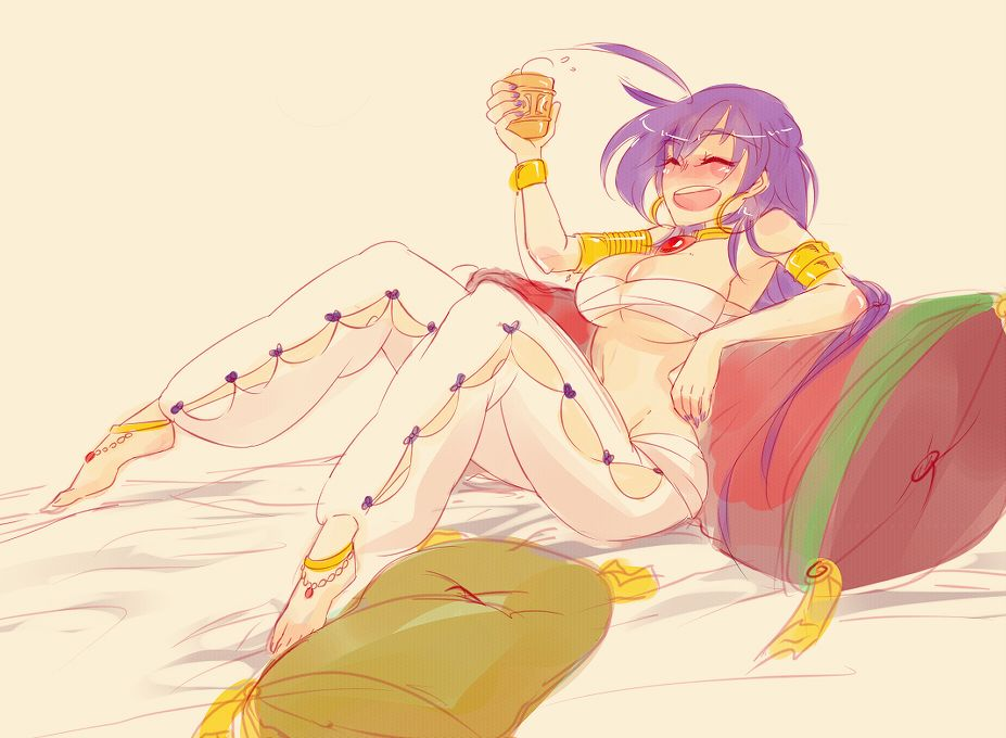 Magi (マギ) - Fem!Sinbad (シンドバッド)