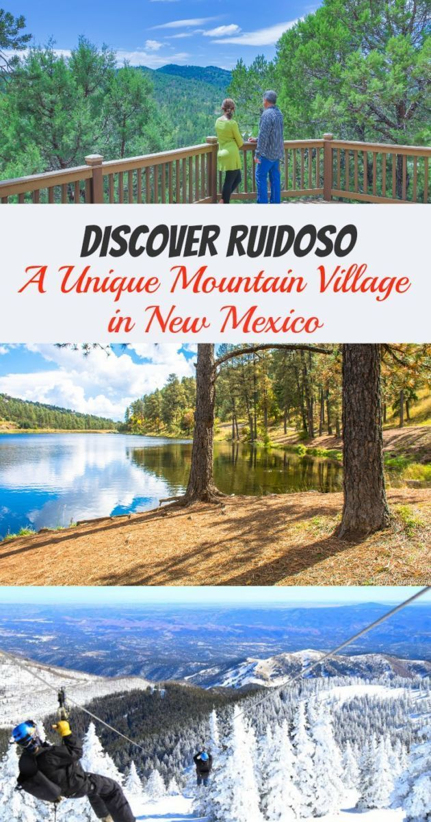 Discover Ruidoso A Unique Mountain Village in New Mexico