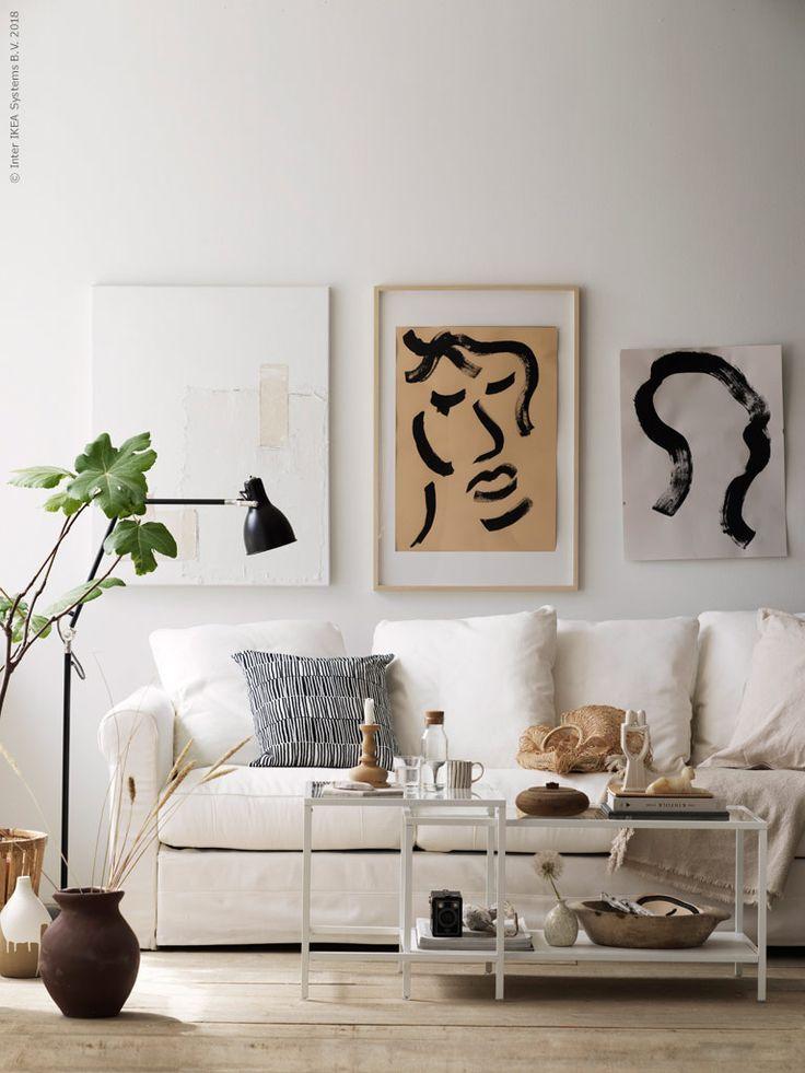 ikea manhattan store announcement  white furniture living