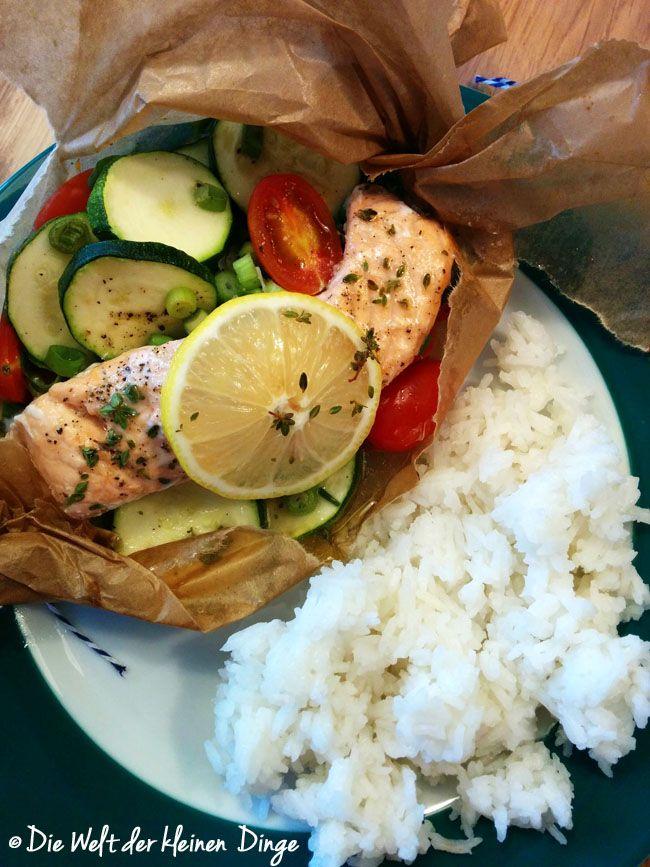 Lachs Ofen Gemüse Schnell Fisch Rezepte