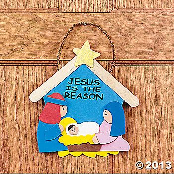 """J Is for Jesus Craft 