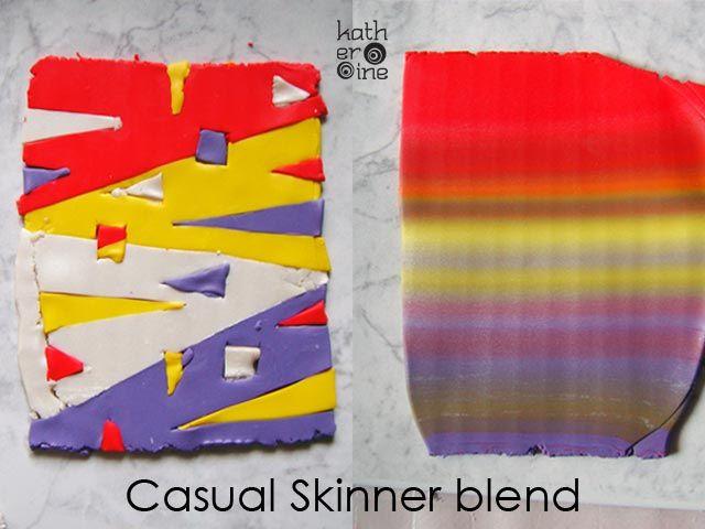 katherine.rs » Blog Archive » Skinner blend na opušten način/ Casual Skinner blend