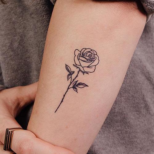 Maybe Just One Tattoo - Semi-Permanent Tattoos by inkbox™