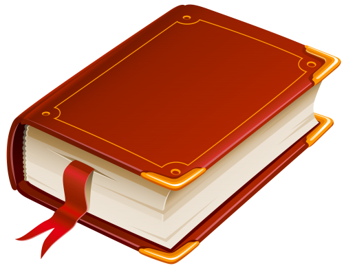 Open Book Clip Art Color Clipart Collection: Red Book PNG Clipart