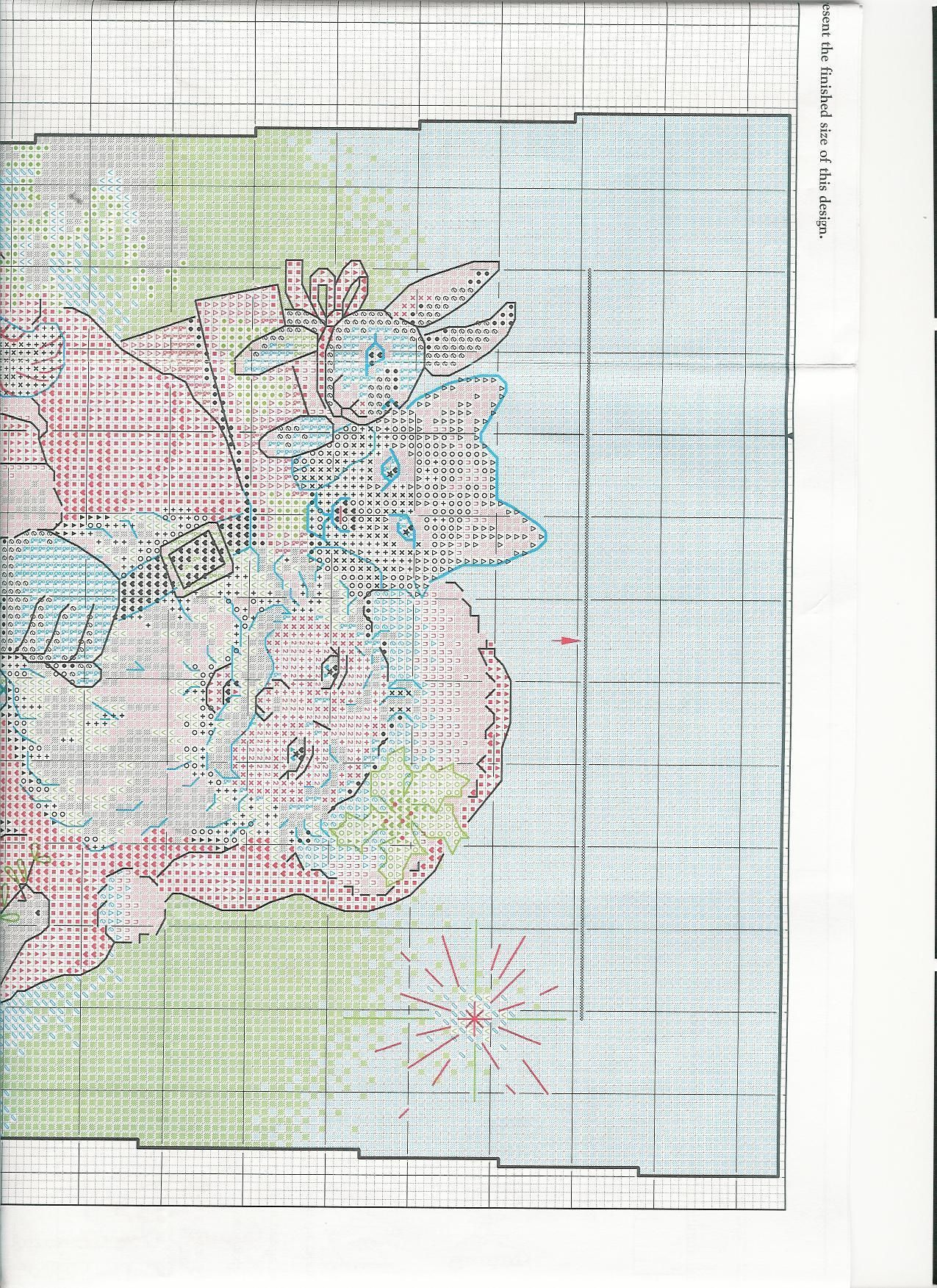 Calza Babbonatale 12b | CROSS STITCH CHRISTMAS 2 | Pinterest | Calzas