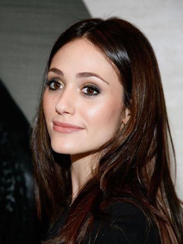 Emmy Rossum Hair and Makeup Tips - Emmy Rossum Interview - Cosmopolitan