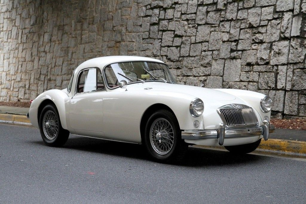 1957 MG MGA Coupe For Sale, (Car: advert number 217743 ...