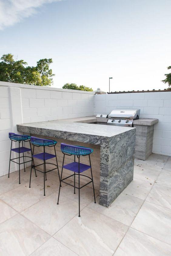 Asadores para patios dise o de asadores para patio for Asadores modernos para patio