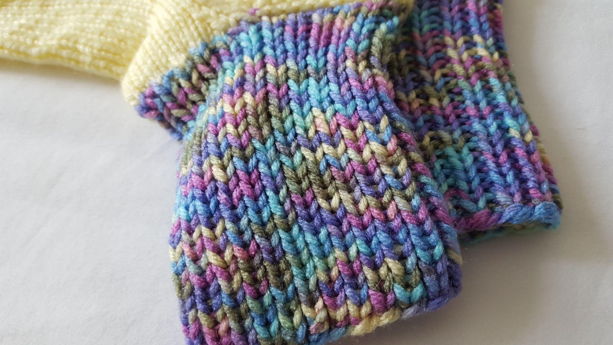 Norwegian knitting technique, hand knitted socks $12/pair CDN + ...