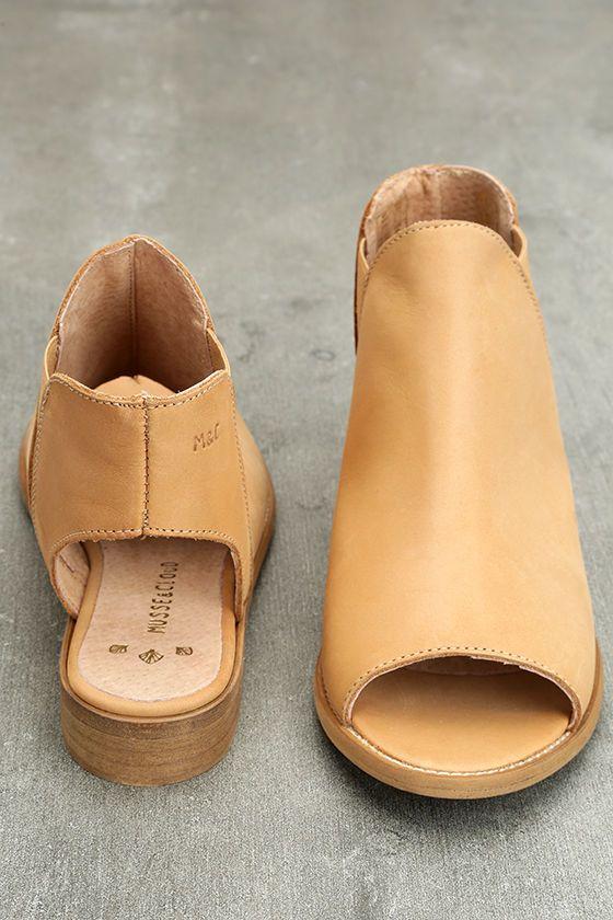 Ciara Peep-Toe Booties Vl9z9