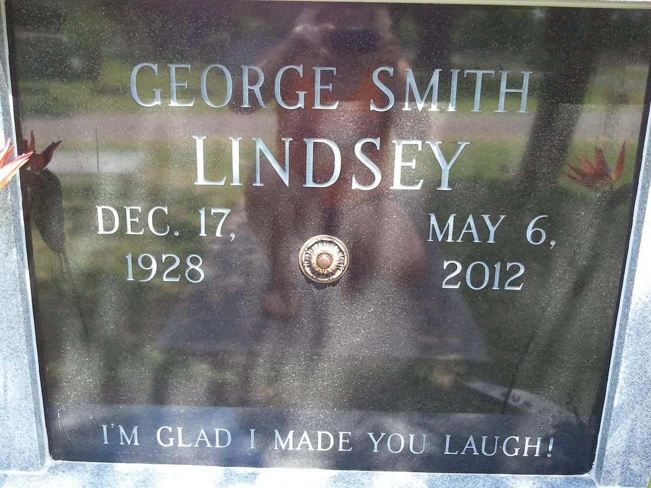 George Lindsey 1928 2012 Find A Grave Photos Famous Tombstones Famous Graves Grave Marker
