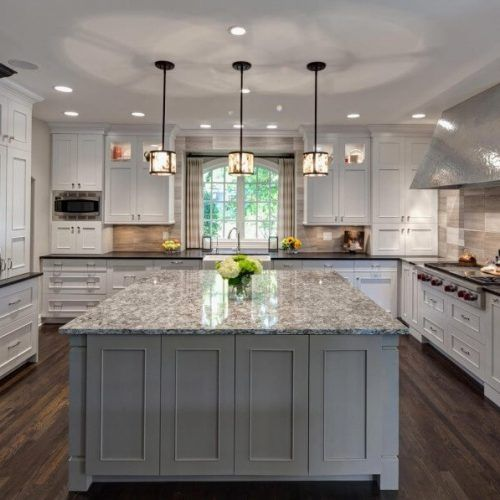 Image Result For Kitchen White Cabinets Colored Island Kitchen Design New Kitchen Cabinets Colorful Kitchen Decor