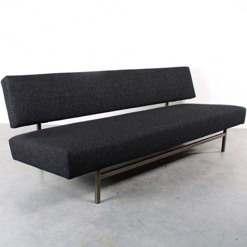 Design Slaapbank Gijs Van Der Sluis 540.Located Using Retrostart Com Lotus Sofa By Rob Parry For