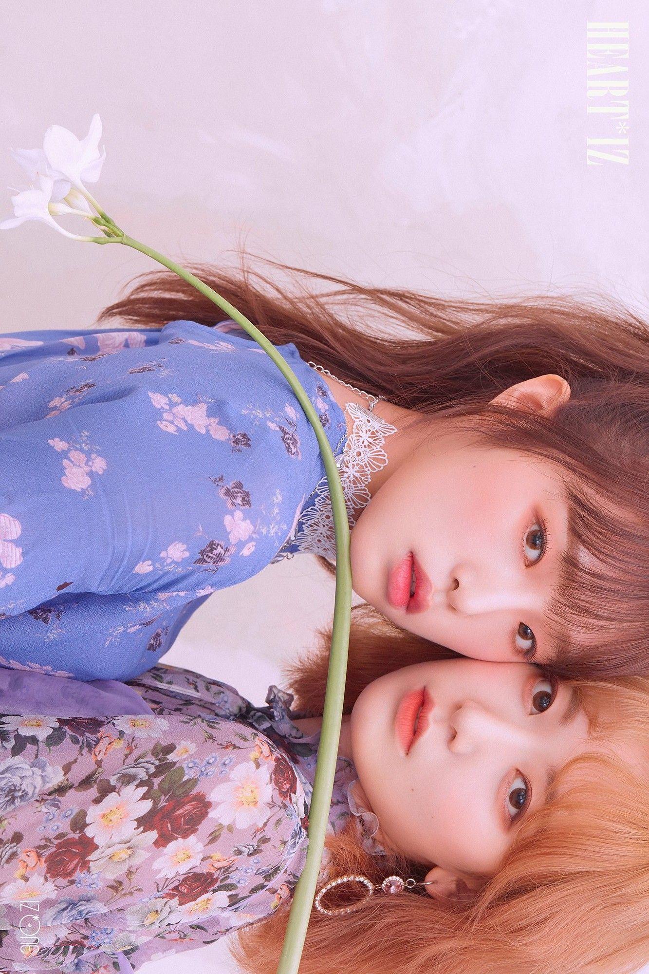 IZ*ONE (#아이즈원) - 2nd Mini Album [HEART*IZ] OFFICIAL