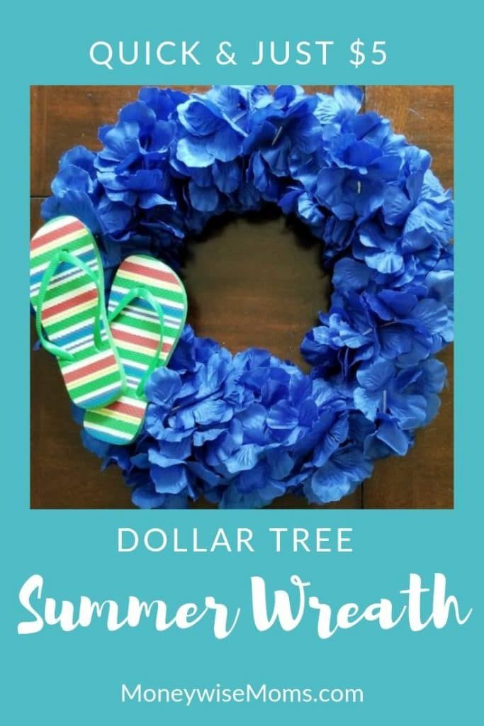 Pool Noodle Crafts Wreath Forms