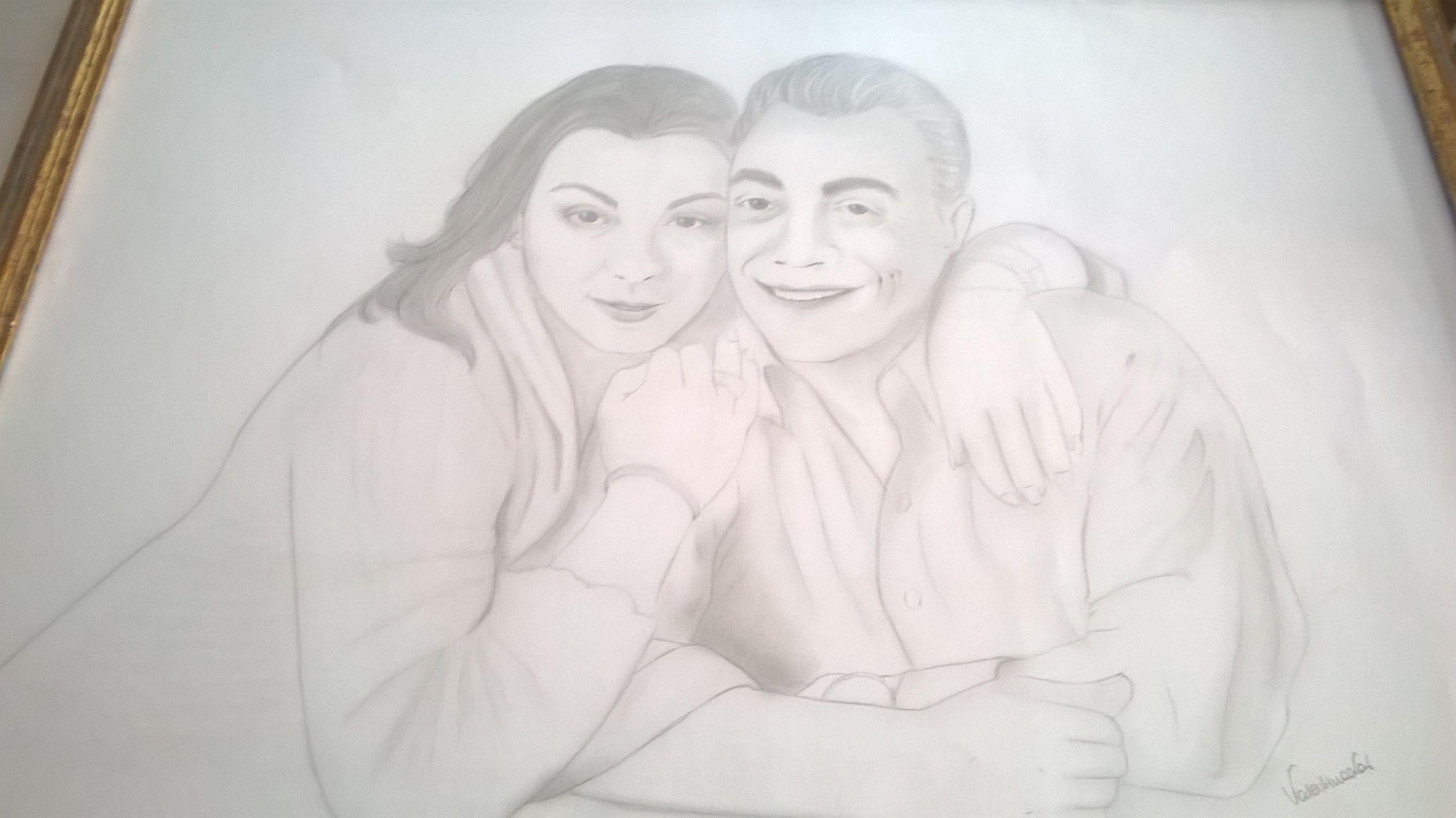 #portrait #ritratti #fromvalewithlove #disegni #matita