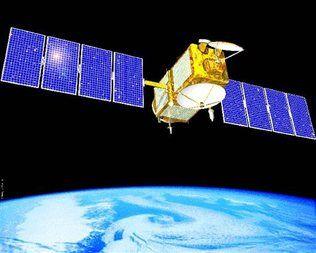 Ocean satellite dies after 11 1/2-year mission
