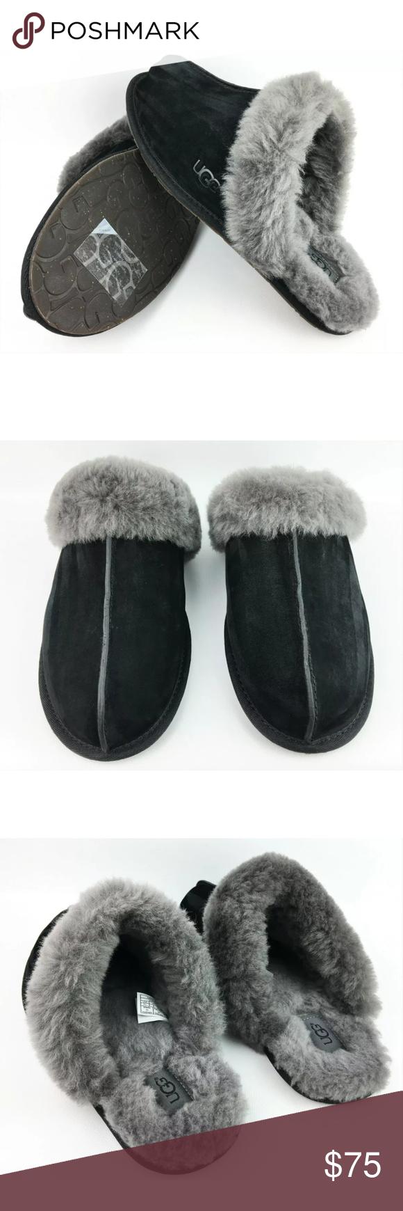 fdedb1538fe UGG Scuffette II Sheepskin Slippers Scuffs Normal wear