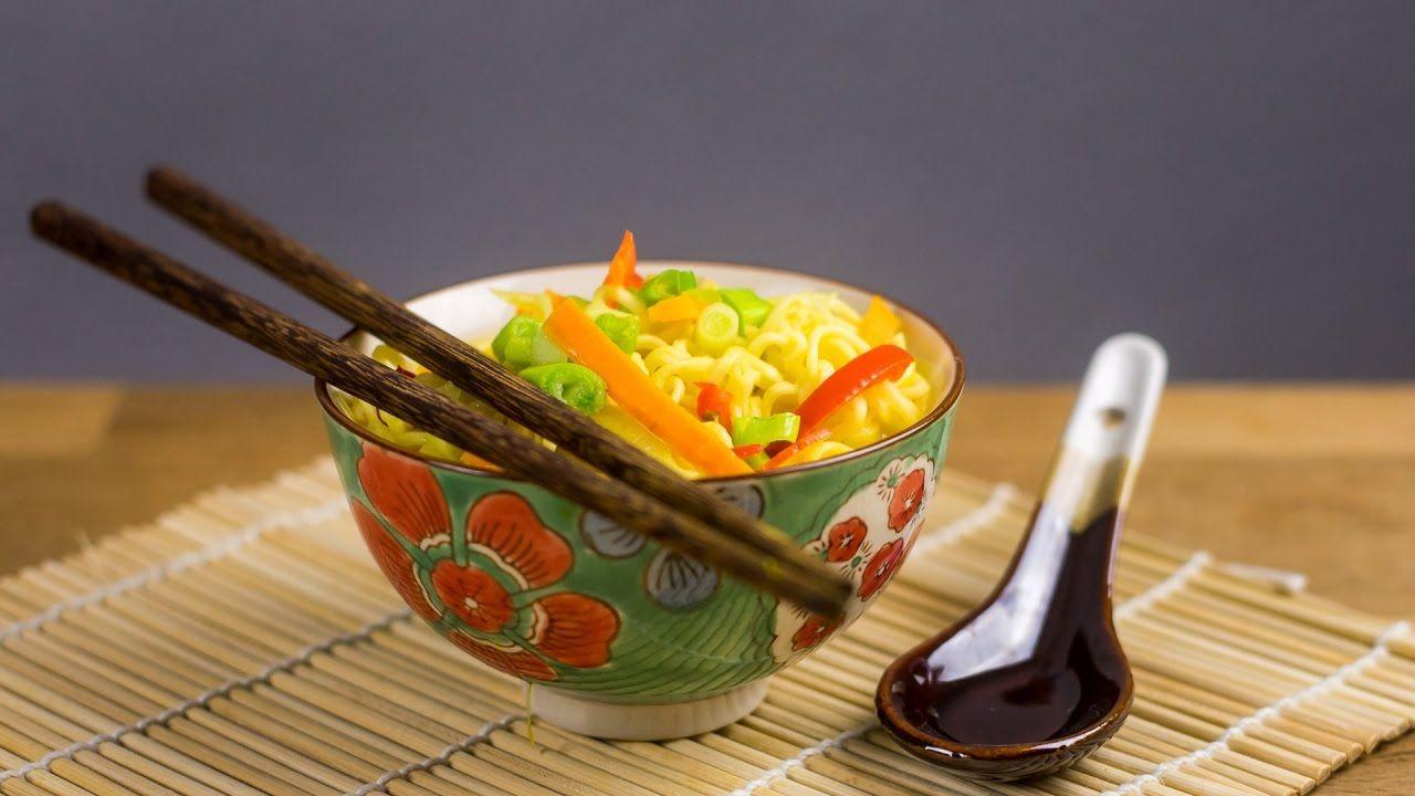 Kokosnuss-Curry-Suppe Rezept