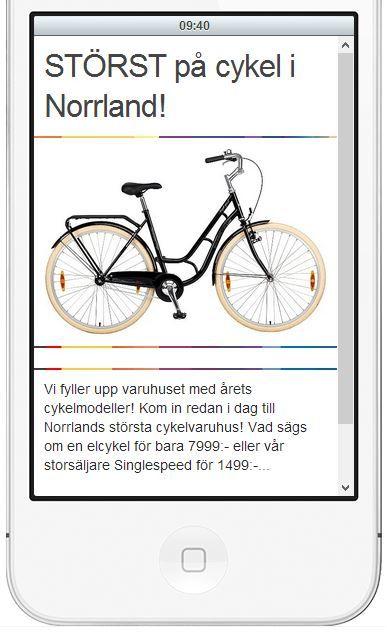 Biltema Umeå