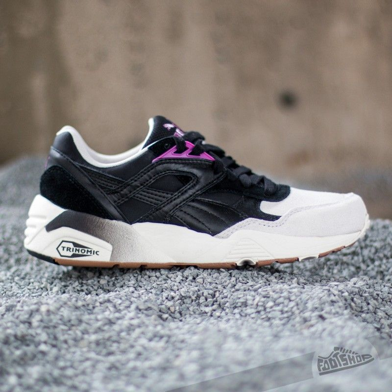 Puma R698 (Blocks and Stripes) Running Shoes UK_29456