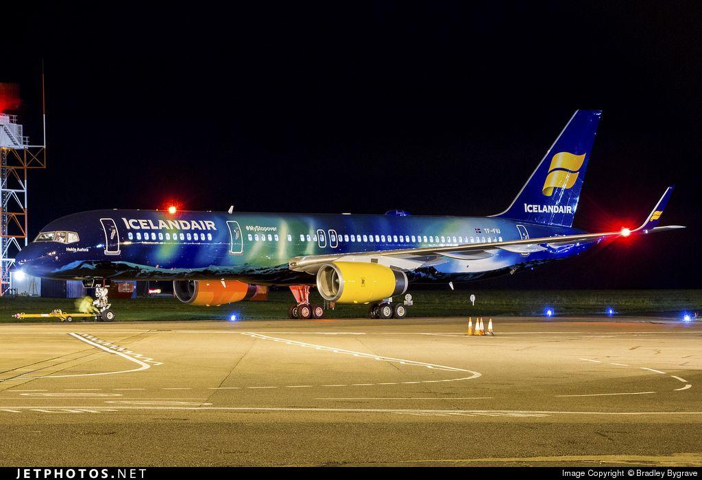 Icelandair boeing 757256 tffiu 26243 norwich egsh the
