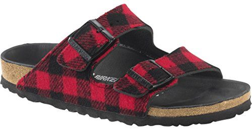 Birkenstock Womens Arizona Sandal Plaid Black/Red Lux Siz... https://smile.amazon.com/dp/B01LWAJDI6/ref=cm_sw_r_pi_dp_x_un.7zbPZNB4NA