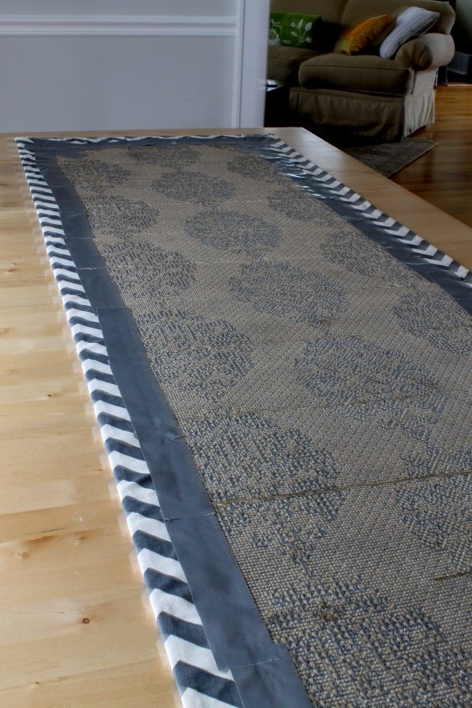 The 2 Seasons The Mother Daughter Lifestyle Blog Area Rugs Diy Rug Makeover Diy Rug