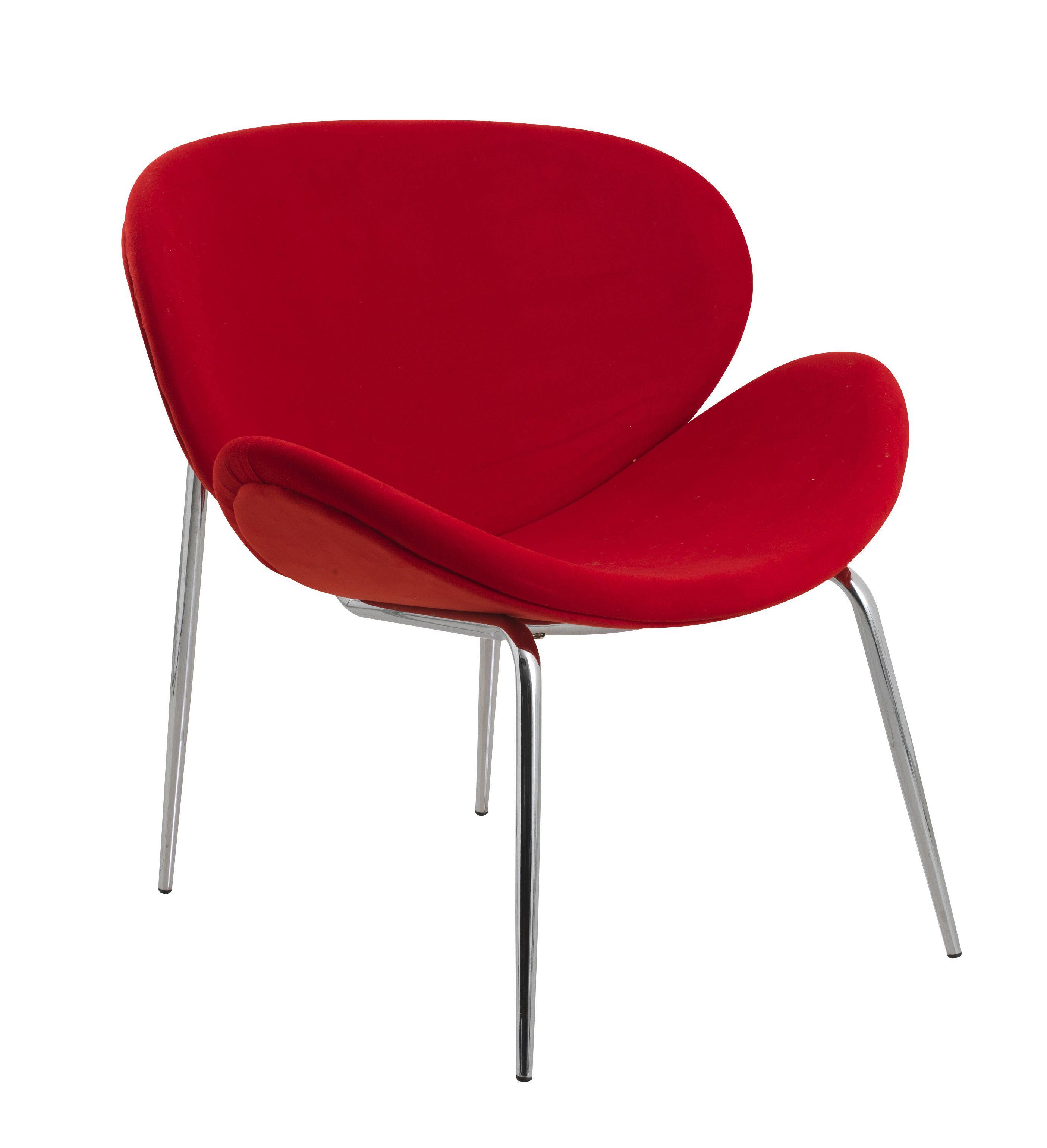 Silla roja retro silla retro roja mueble decoraci n - Mueble rojo ikea ...
