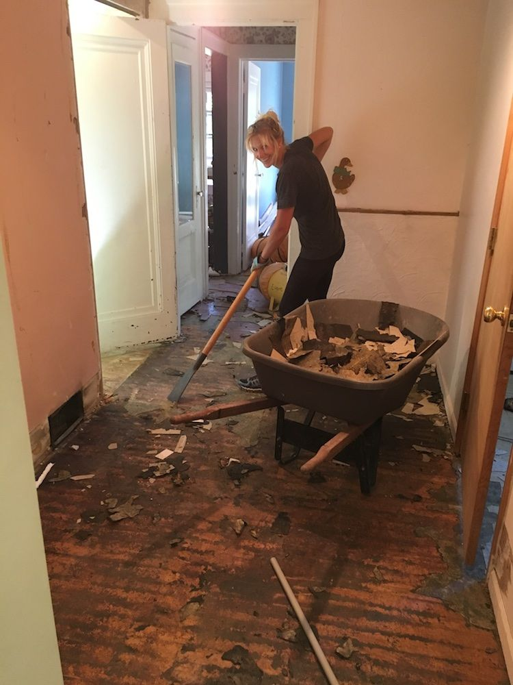 Restoring A Hardwood Floor Elbow Grease And Tool Rental Hardwood Flooring Hardwood Floors