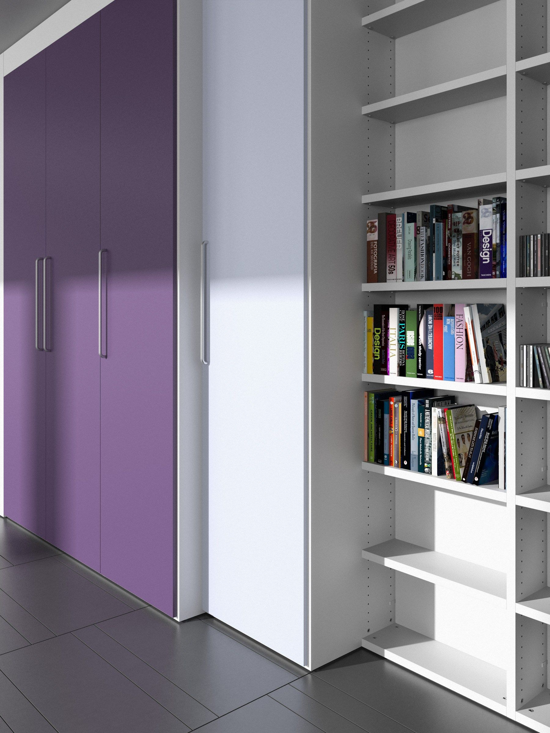 ALFABETO RE/SOLUTION Storage Wall By De Rosso