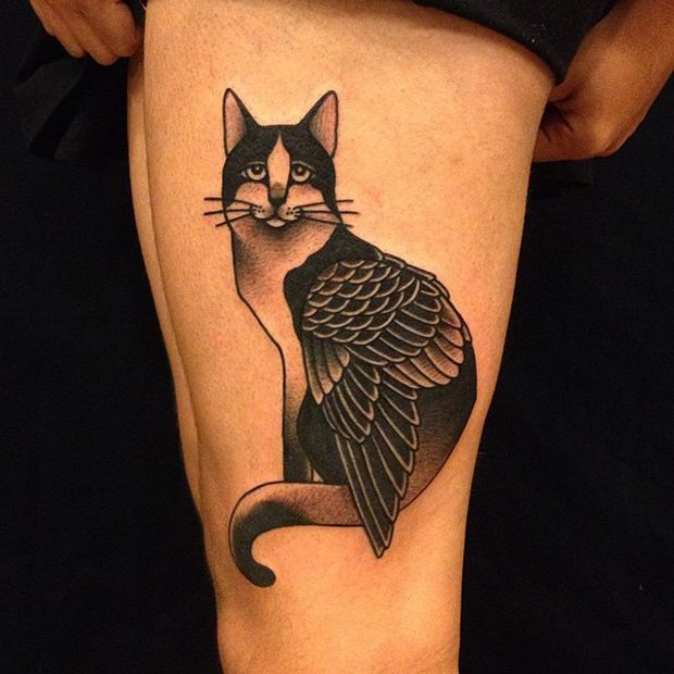#tattoofriday - Bruna Yonashiro, Brasil. #tattoo #tatuagem #oldschool #neotraditional #neotradicional