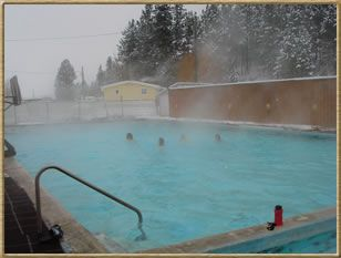 Google Image Zim S Hot Springs Located 5 Miles North Of