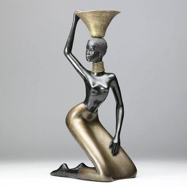 Franz bergman vienna bronze nude sleeping women nam greb austrian